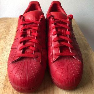 Adidas superstar/shell toe